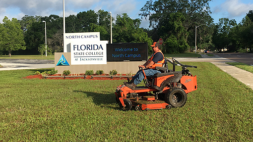 commercial landscaping ne florida